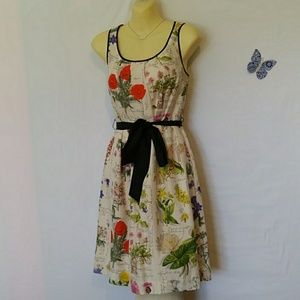 Anthropologie Dress MOULINETTE Soeurs Tuileries 4
